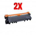 Bundle 2X Toner Brother TN 2320 (TN2320)